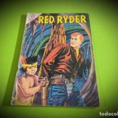 Tebeos: RED RYDER Nº 137 -NOVARO. Lote 279500823