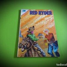 Tebeos: RED RYDER Nº 155 -NOVARO - EXCELENTE ESTADO. Lote 280158223