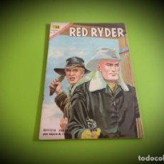 Tebeos: RED RYDER Nº 159 -NOVARO - EXCELENTE ESTADO. Lote 280158398