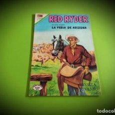 Tebeos: RED RYDER Nº 223 -NOVARO - EXCELENTE ESTADO. Lote 280158538