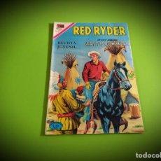 Tebeos: RED RYDER Nº 226 -NOVARO - EXCELENTE ESTADO. Lote 280158618