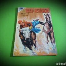 Tebeos: RED RYDER Nº 196 -NOVARO - EXCELENTE ESTADO. Lote 280166023