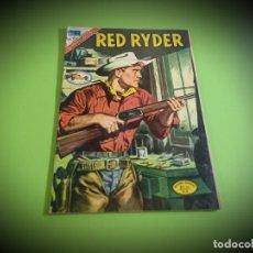 Tebeos: RED RYDER Nº 274 -NOVARO - EXCELENTE ESTADO. Lote 280166088