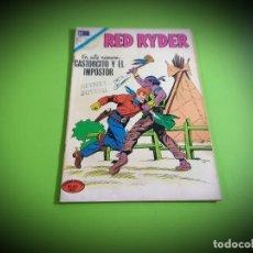Tebeos: RED RYDER Nº 254 -NOVARO - EXCELENTE ESTADO. Lote 280166478
