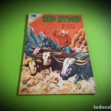 Tebeos: RED RYDER Nº 199 -NOVARO - EXCELENTE ESTADO. Lote 280166713