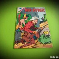 Tebeos: RED RYDER Nº 306 -NOVARO - EXCELENTE ESTADO. Lote 280166998