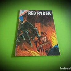 Tebeos: RED RYDER Nº 143 -NOVARO - EXCELENTE ESTADO. Lote 280167038