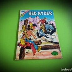 Tebeos: RED RYDER Nº 304 -NOVARO - EXCELENTE ESTADO. Lote 280167218