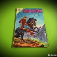 Tebeos: RED RYDER Nº 202 -NOVARO - EXCELENTE ESTADO. Lote 280167363