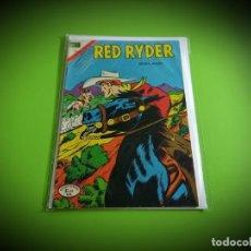 Tebeos: RED RYDER Nº 316 -NOVARO - EXCELENTE ESTADO. Lote 280167458