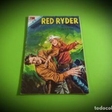 Tebeos: RED RYDER Nº 189 -NOVARO - EXCELENTE ESTADO. Lote 280167523