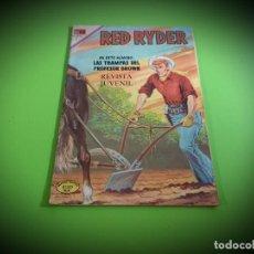Tebeos: RED RYDER Nº 230 -NOVARO - EXCELENTE ESTADO. Lote 280167693