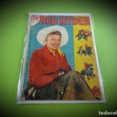 Tebeos: RED RYDER Nº 36 -NOVARO - EXCELENTE ESTADO. Lote 280167748