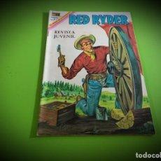 Tebeos: RED RYDER Nº 204 -NOVARO - EXCELENTE ESTADO. Lote 280168098