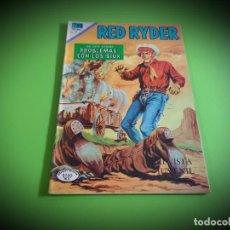 Tebeos: RED RYDER Nº 219 -NOVARO - EXCELENTE ESTADO. Lote 280288883
