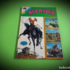Tebeos: RED RYDER Nº 287 -NOVARO - EXCELENTE ESTADO. Lote 280289158