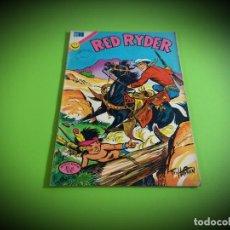Tebeos: RED RYDER Nº 289 -NOVARO - EXCELENTE ESTADO. Lote 280289278