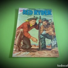 Tebeos: RED RYDER Nº 7 -NOVARO - EXCELENTE ESTADO. Lote 280289443
