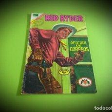 Tebeos: RED RYDER Nº 277 -NOVARO - EXCELENTE ESTADO. Lote 280289698
