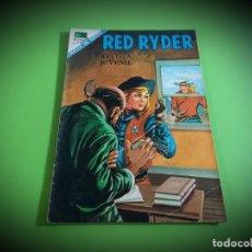 Tebeos: RED RYDER Nº 176 -NOVARO - EXCELENTE ESTADO. Lote 280290003
