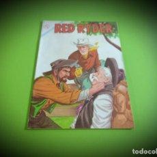 Giornalini: LOTE DE 8 RED RYDER Nº 116 -172-198-253-173-161 ( RESERVADO A CHONITA ) NO COMPRAR. Lote 280290258