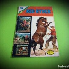 Tebeos: RED RYDER Nº 293 NOVARO - EXCELENTE ESTADO. Lote 280290348