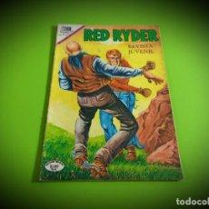 Tebeos: RED RYDER Nº 212 NOVARO - EXCELENTE ESTADO. Lote 280290578