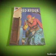Tebeos: RED RYDER Nº 195 NOVARO - EXCELENTE ESTADO. Lote 280290838