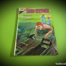 Tebeos: RED RYDER Nº 169 NOVARO - EXCELENTE ESTADO. Lote 280290968