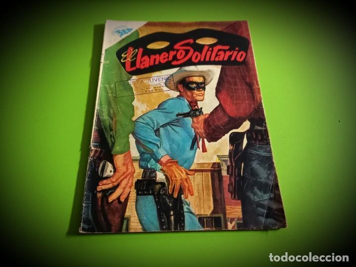 EL LLANERO SOLITARIO Nº 50 EXCELENTE ESTADO (Tebeos y Comics - Novaro - El Llanero Solitario)