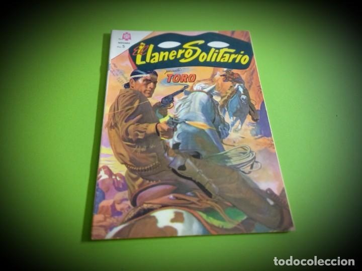 EL LLANERO SOLITARIO Nº 136 EXCELENTE ESTADO (Tebeos y Comics - Novaro - El Llanero Solitario)