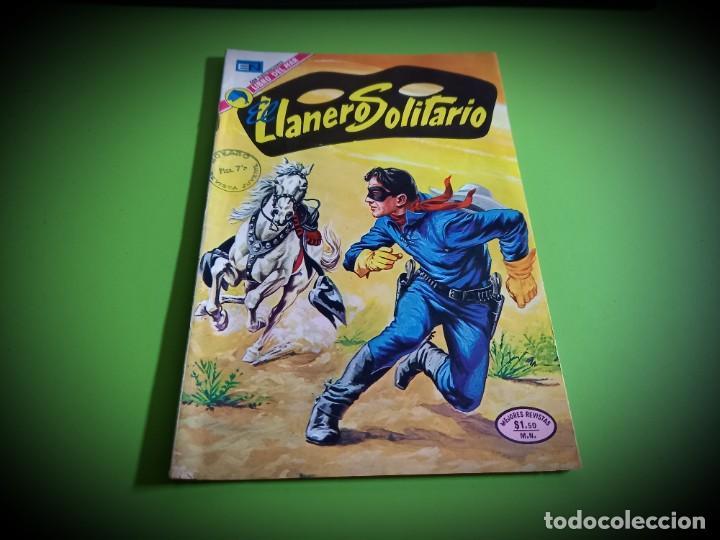 EL LLANERO SOLITARIO Nº 288 EXCELENTE ESTADO -1ª VEZ EN T.C-MUY DIFICIL (Tebeos y Comics - Novaro - El Llanero Solitario)