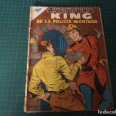 Livros de Banda Desenhada: AVENTURA. N°126. NOVARO. PROCEDE DE ENCUADERNACION.. Lote 282054708