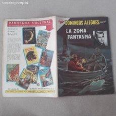 Livros de Banda Desenhada: DOMINGOS ALEGRES NOVARO Nº 438 LA ZONA FANTASMA. Lote 282864158