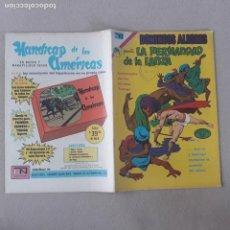 Tebeos: DOMINGOS ALEGRES NOVARO Nº 972 LA HERMANDAD DE LA LANZA. Lote 282864358