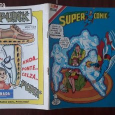 Tebeos: SUPERCOMIC NOVARO Nº 228 SUPERMAN. Lote 283108578