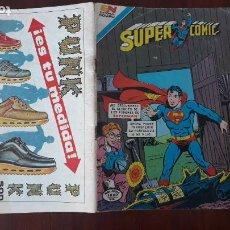 Tebeos: SUPERCOMIC NOVARO Nº 256 SUPERMAN. Lote 283108883