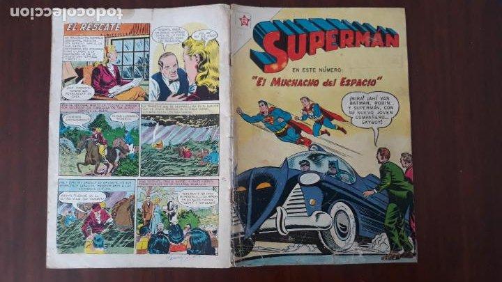 SUPERMAN NOVARO Nº 153 (Tebeos y Comics - Novaro - Superman)