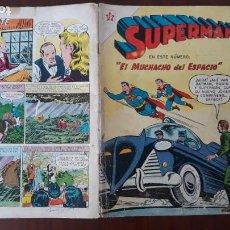 Tebeos: SUPERMAN NOVARO Nº 153. Lote 283109163