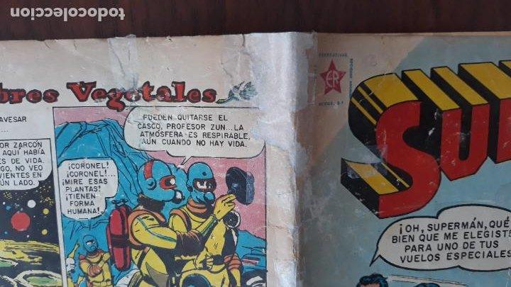 Tebeos: Superman Novaro Nº 156 - Foto 2 - 283109248
