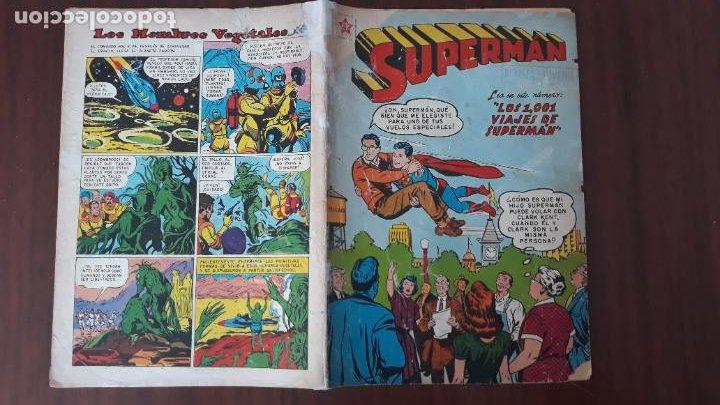 SUPERMAN NOVARO Nº 156 (Tebeos y Comics - Novaro - Superman)