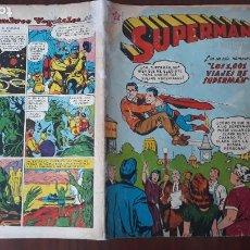 Tebeos: SUPERMAN NOVARO Nº 156. Lote 283109248