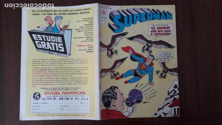 SUPERMAN NOVARO Nº 411 (Tebeos y Comics - Novaro - Superman)