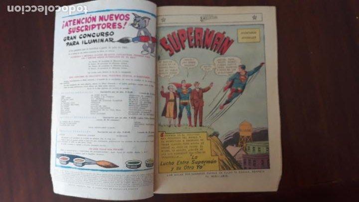 Tebeos: Superman Novaro Nº 417 - Foto 5 - 283109463