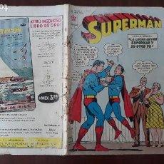 Tebeos: SUPERMAN NOVARO Nº 417. Lote 283109463