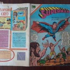 Livros de Banda Desenhada: SUPERMAN NOVARO Nº 831. Lote 283109593