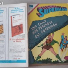 Livros de Banda Desenhada: SUPERMAN NOVARO Nº 850. Lote 283166783