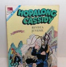 "Tebeos: COMIC: ""HOPALONG CASSIDY"" EDIT. NOVARO Nº 167. Lote 283813168"