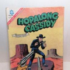 "Tebeos: COMIC: ""HOPALONG CASSIDY"" EDIT. NOVARO Nº142. Lote 283814498"