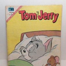 """Tebeos: COMIC: """"TOM Y JERRY"""" REVISTA INFANTIL EDIT. NOVARO Nº 246. Lote 283819108"""